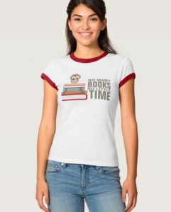 cute t-shirt and the famous quote by Frank Zappa